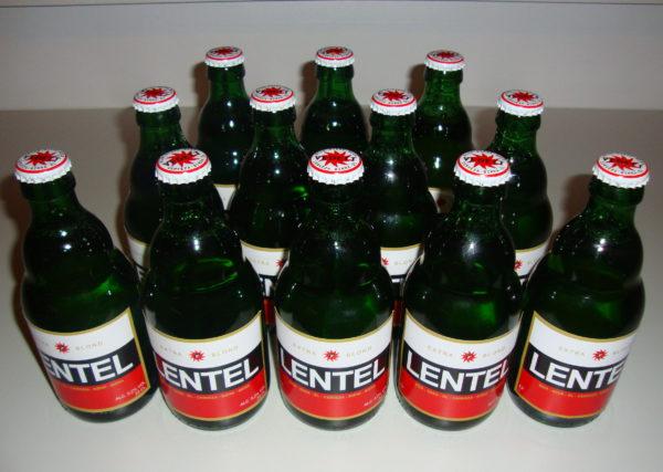 Communie gepersonaliseerd bierflesje