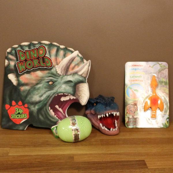 Kinderen cadeau Dino World
