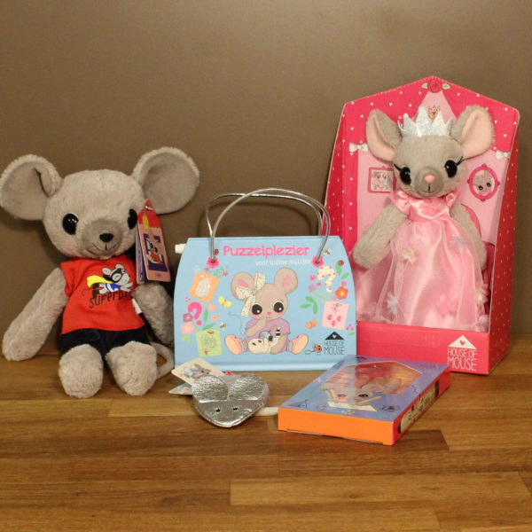 Kinderen cadeau House of Mouse