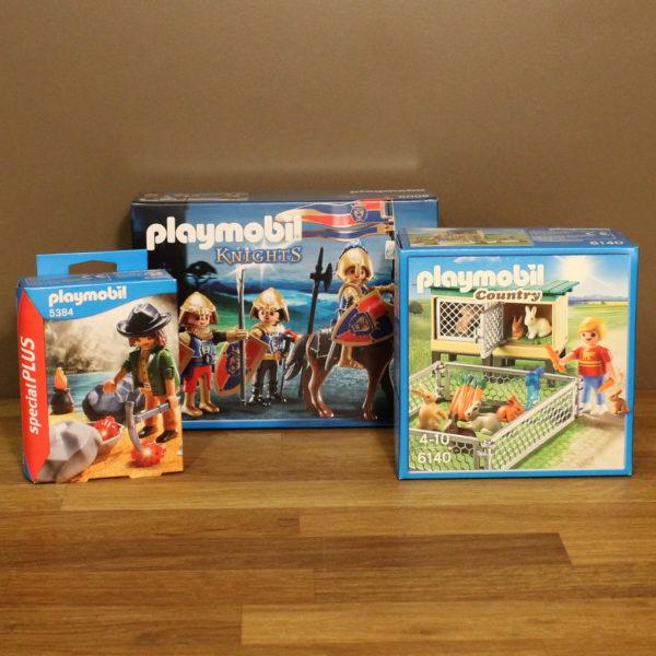 Kinderen cadeau Playmobil