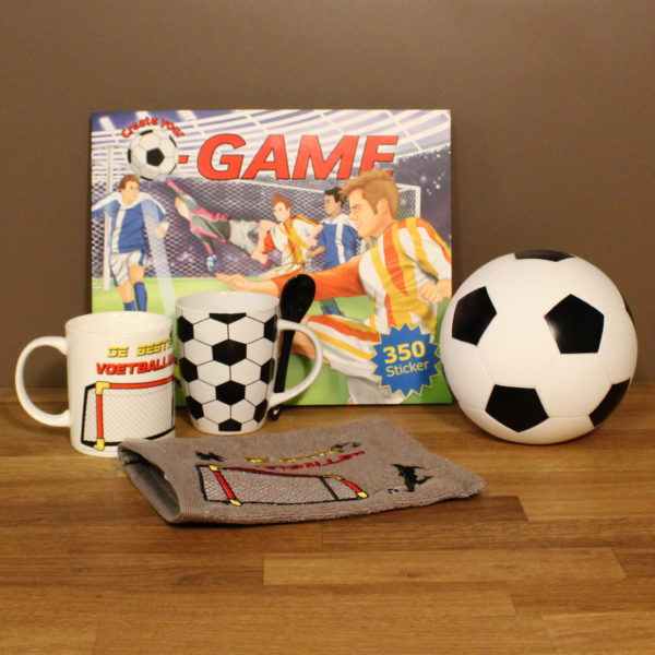 Kinderen cadeau voetbal