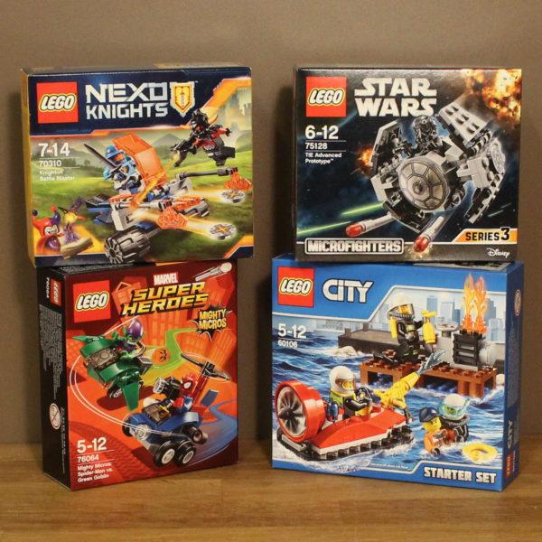 Kinderen geschenk lego