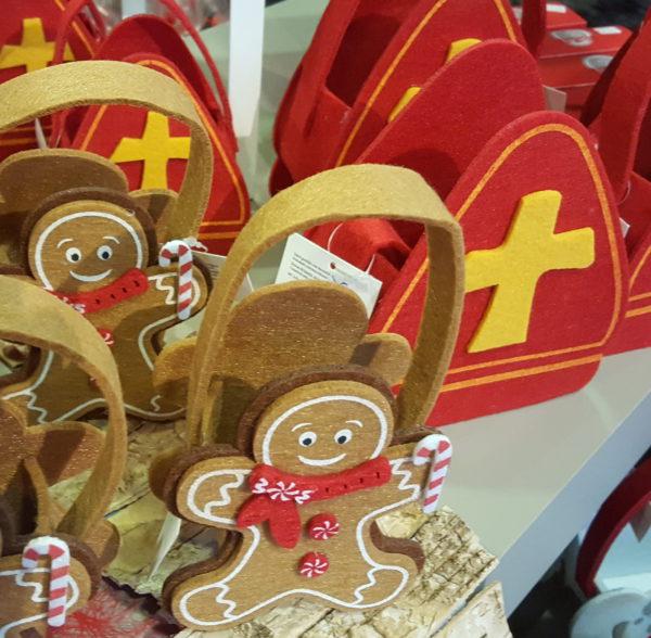 Sinterklaas Sint Maarten cadeauverpakkingen