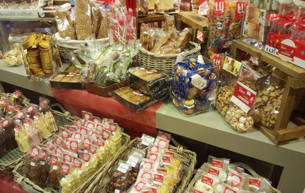 Sinterklaas zoetigheden cadeaupakketjes