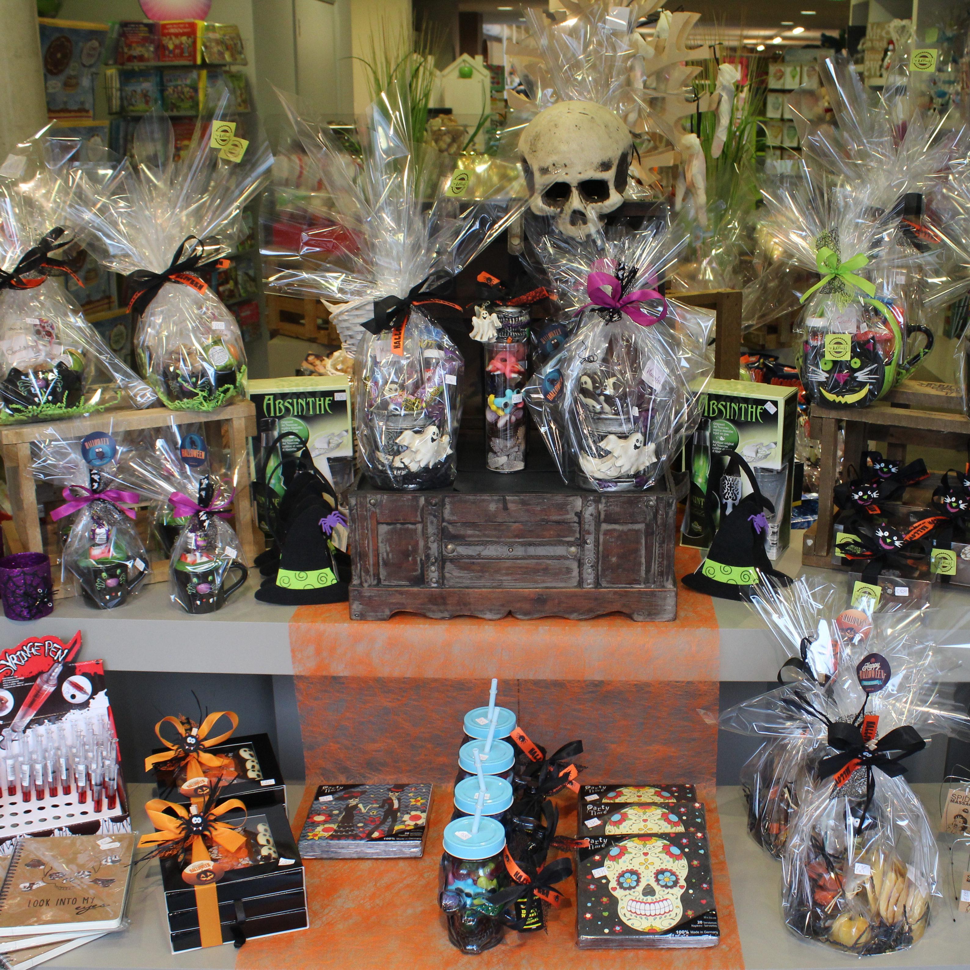 Halloween Pakjes.Klaargemaakte Pakjes Halloween T Katooke Geschenken