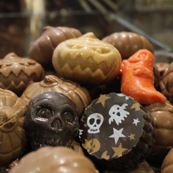 chocolade-thema-halloween-pompoen-spook-vulling