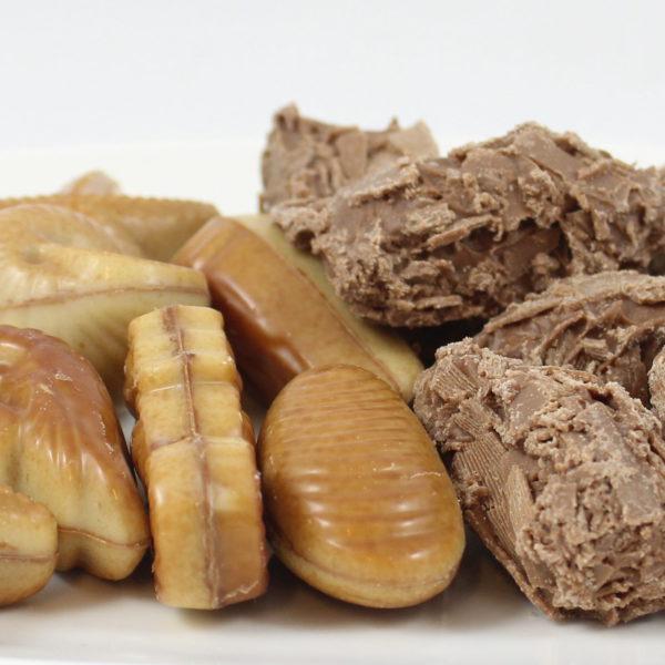 chocolade-truffel-praliné-zeevrucht