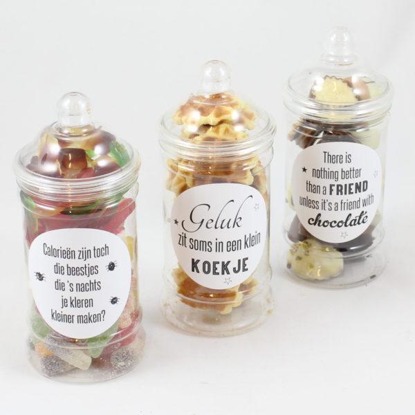 geschenk-leuke-tekst-snoep-koekjes-pralines