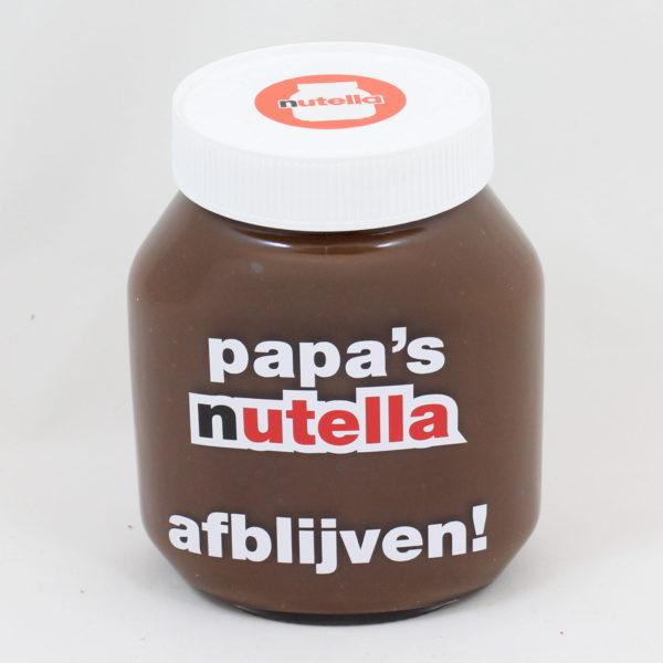 papa-vaderdag-choco-nutella