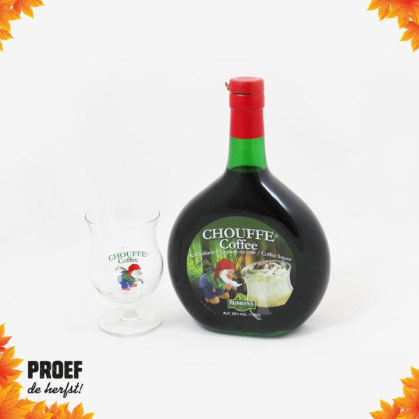 Chouffe coffee – chouffe – herfst – halloween – proef de herfst – drank – likkeur